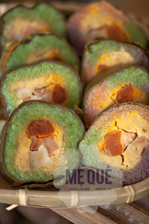 Bánh Tét – Bánh Chưng – Bánh Ú Truyền Thống Ngon Ở Saigon